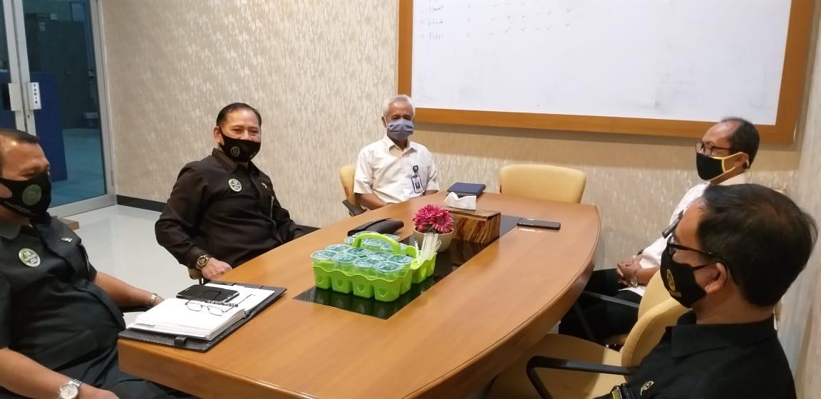 Silaturahmi ke Badan Pusat Statistik Kota Surabaya