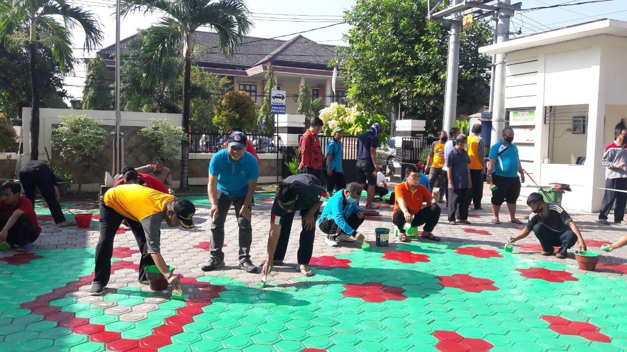 Warna Baru Pengadilan Agama Surabaya