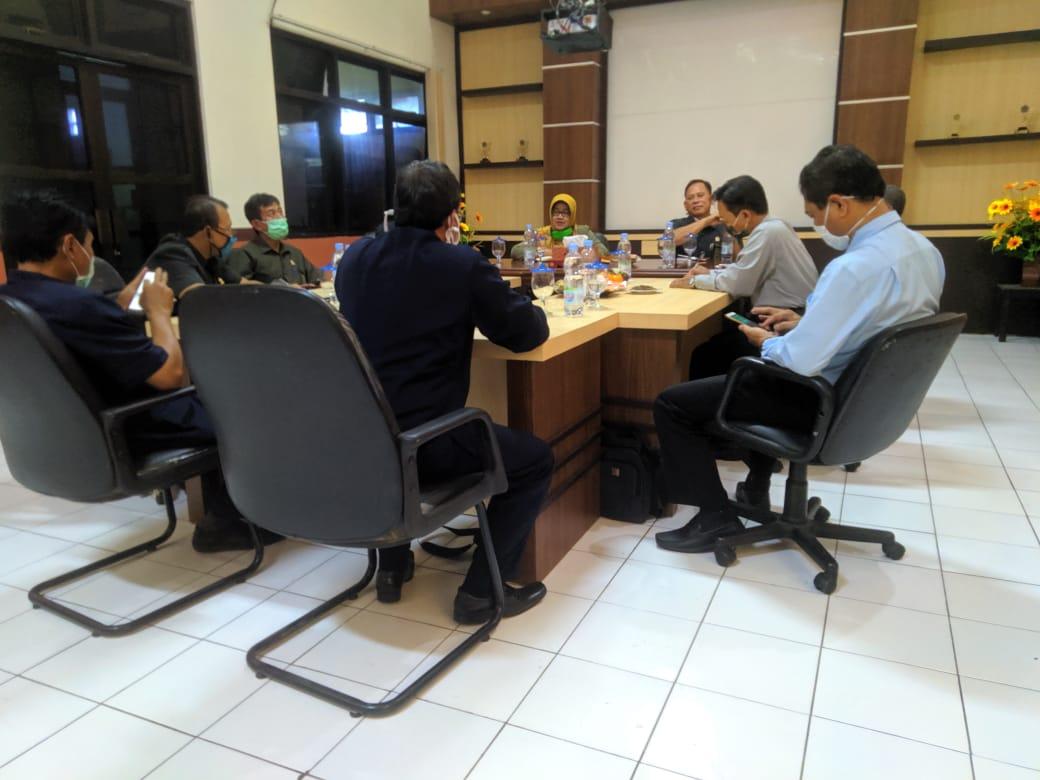 Rapat Pengadilan Agama Sekoordinator Surabaya